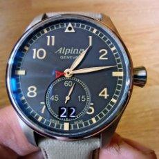 Relojes: ALPINA STARTIMER PILOT. Lote 199201676