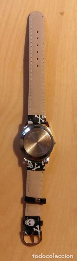 Relojes: Rg 19 Reloj muñeca calaveras - Por estrenar - Sin pila - diámetro 4cm - Foto 3 - 199386601