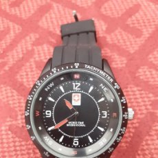 Relojes: RELOJ WORD TIME INTERNATIONAL (WTI) DE BATERIA.. Lote 199503842