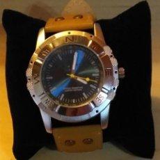 Relojes: RG 30 RELOJ MUÑECA GRANDE TUAREG - POR ESTRENAR - SIN PILA - DIÁMETRO 5CM. Lote 199640432