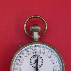 Relojes: ANTIGUO CRONOMETRO, PORCELANA...BLOQUEADO, IDEAL PARA REPARAR..FALTA CRISTAL..AÑOS 20-30-. Lote 199704827