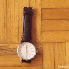 Relojes: RELOJ WTI. WORLD TIME INTERNATIONAL. JAPAN. NUEVO A ESTRENAR. SIN PILA. 4 CM DIÁMETRO.. Lote 199908438