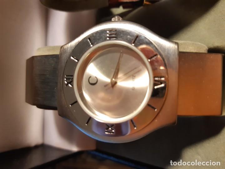 Relojes: 2 relojes de pulsera jean bellver para hombre y mujer sin usar en su caja - Foto 2 - 199946252