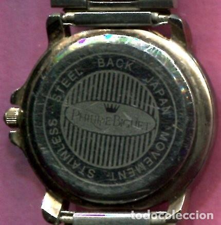Relojes: RELOJ DE PULSERA MARCA PHILIPPE BIGUET - Foto 2 - 199948976