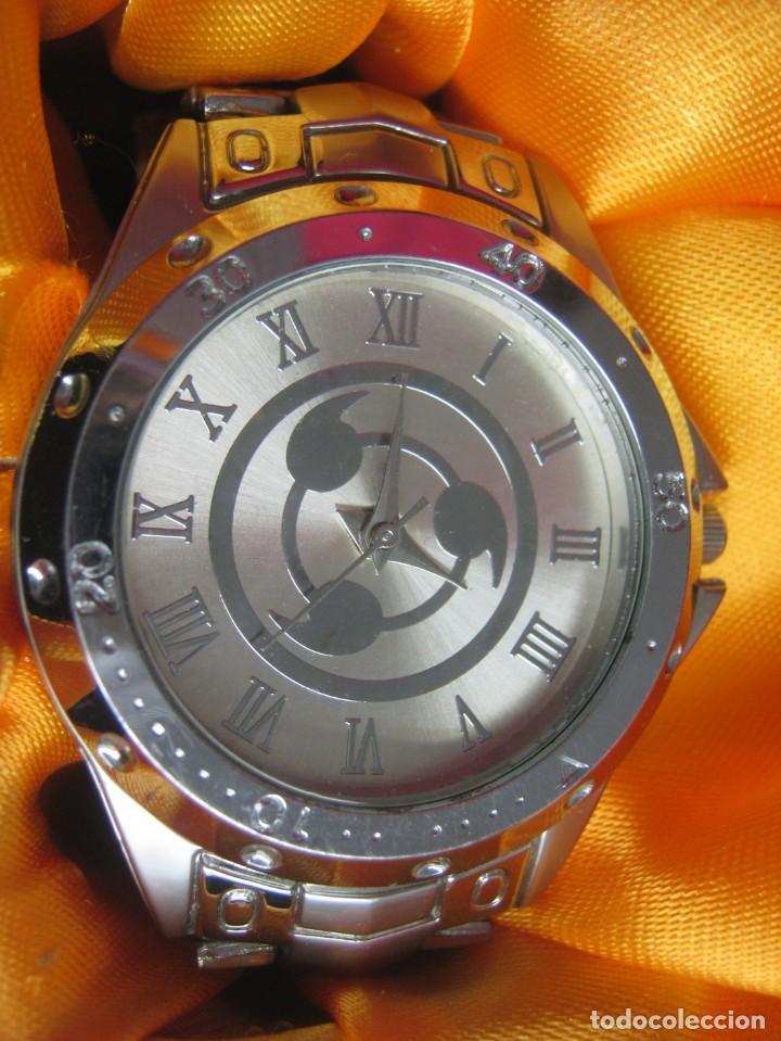 ANIME MANGA DISEÑO - RELOJ CON CORREA - ACERO INOXIDABLE (Relojes - Relojes Actuales - Otros)