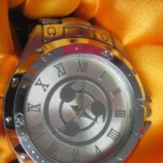Relojes: ANIME MANGA DISEÑO - RELOJ CON CORREA - ACERO INOXIDABLE . Lote 200077850