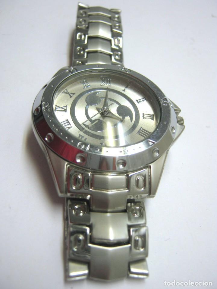 Relojes: Anime Manga diseño - Reloj con correa - acero inoxidable - Foto 2 - 200077850