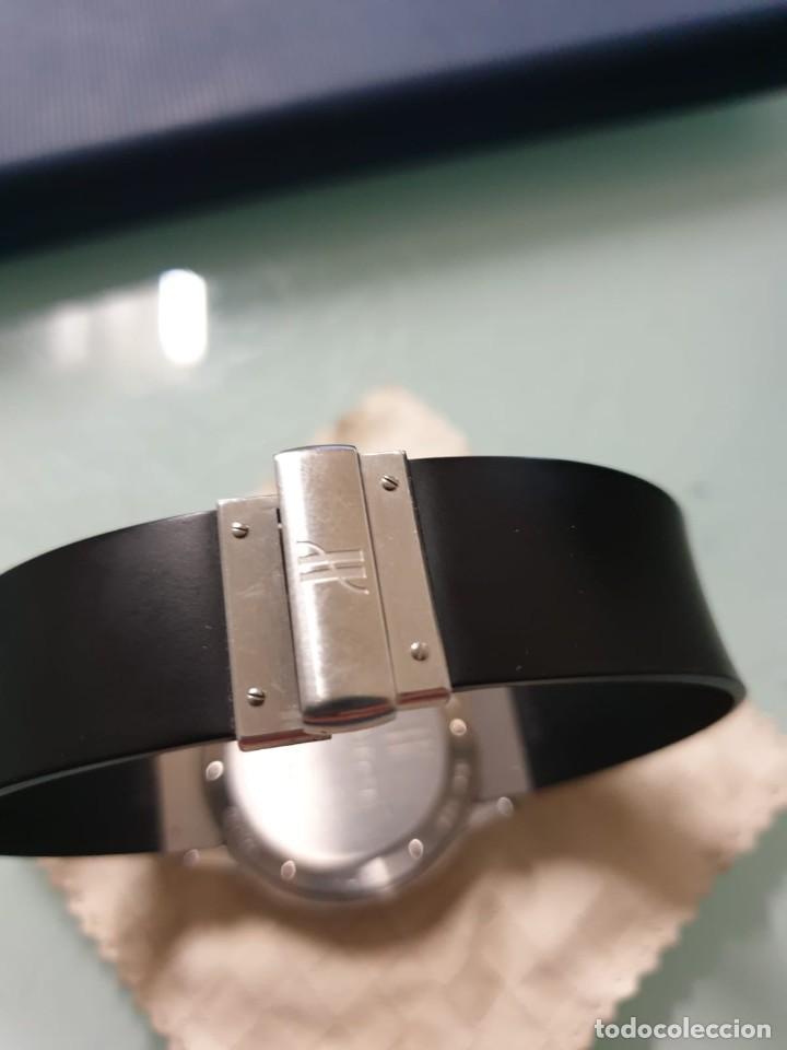 Relojes: Reloj Hublot Classic Hombre/Unisex Correa Caucho 2004 Excelente Estado - Foto 6 - 200295836