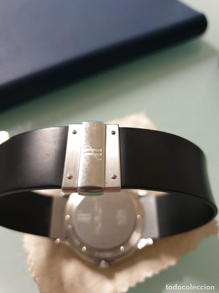Relojes: Reloj Hublot Classic Hombre/Unisex Correa Caucho 2004 Excelente Estado - Foto 10 - 200295836