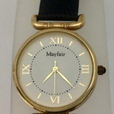 Relojes: MAYFAIR BAÑO ORO MUJER ¡¡NUEVO A ESTRENAR!!. Lote 200644827