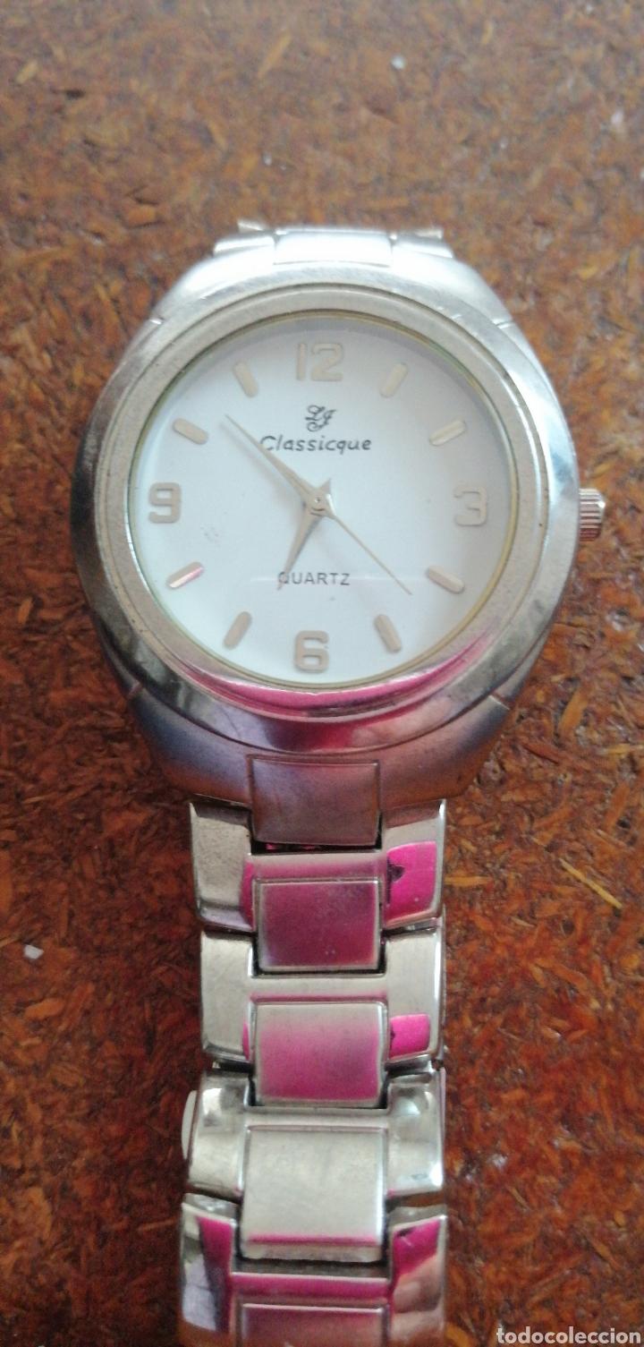 RELOJ DE PULSERA MARCA CLASSICQUE (Relojes - Relojes Actuales - Otros)