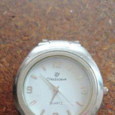 Relojes: RELOJ DE PULSERA MARCA CLASSICQUE. Lote 200893935