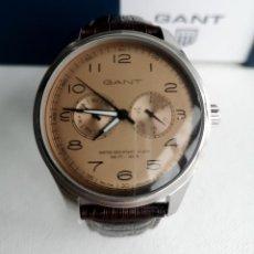 Relojes: RELOJ MARCA GANT MAQUINARIA JAPONESA LEER ANUNCIO. Lote 201262678