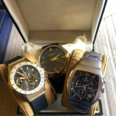 Relojes: LOTE DE 3 RELOJES, DOGMA, VICEROY Y DIAMOND. Lote 201916967