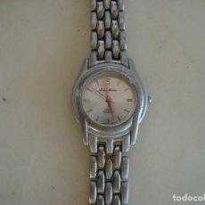 Relojes: RELOJ DE PULSERA PARA SEÑORA.LOLA MUÑOZ.. Lote 202398488