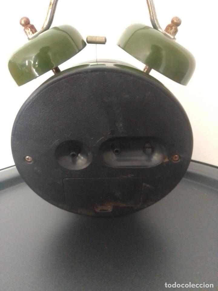 Relojes: Reloj despertador mortadelo y filemón año 2002 - Foto 3 - 202525330