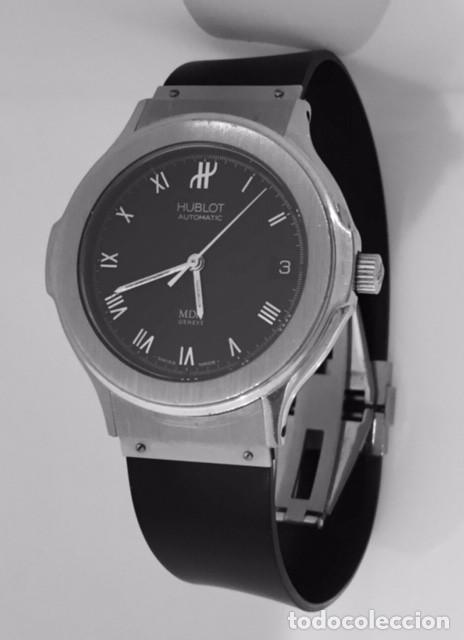 HUBLOT DATE AUTOMATIC NUEVO (Relojes - Relojes Actuales - Otros)