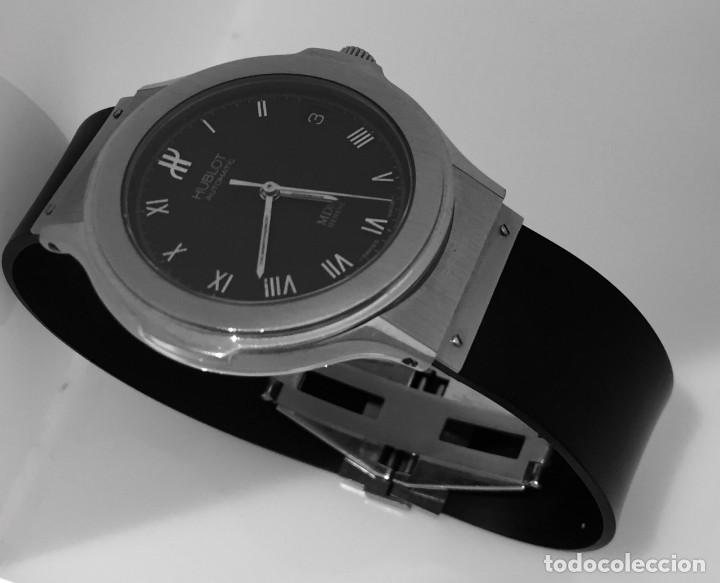 Relojes: HUBLOT DATE AUTOMATIC NUEVO - Foto 2 - 202724245