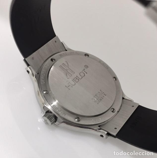 Relojes: HUBLOT DATE AUTOMATIC NUEVO - Foto 4 - 202724245