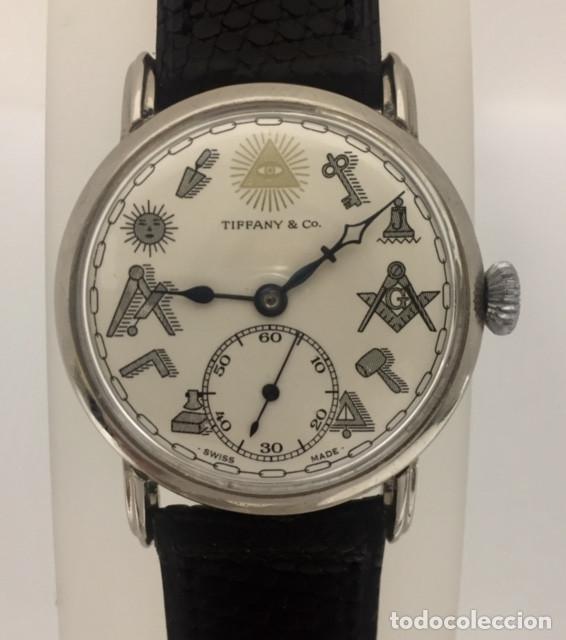 TYFFANY&CO MASON VINTAGE.C-1940 (Relojes - Relojes Actuales - Otros)