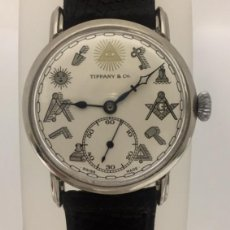 Relojes: TYFFANY&CO MASON VINTAGE.C-1940. Lote 202724385