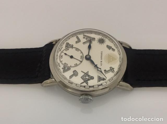 Relojes: TYFFANY&CO MASON VINTAGE.C-1940 - Foto 2 - 202724385