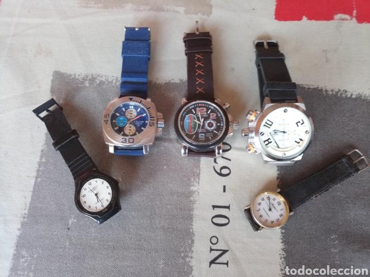 LOTE DE RELOJES (Relojes - Relojes Actuales - Otros)