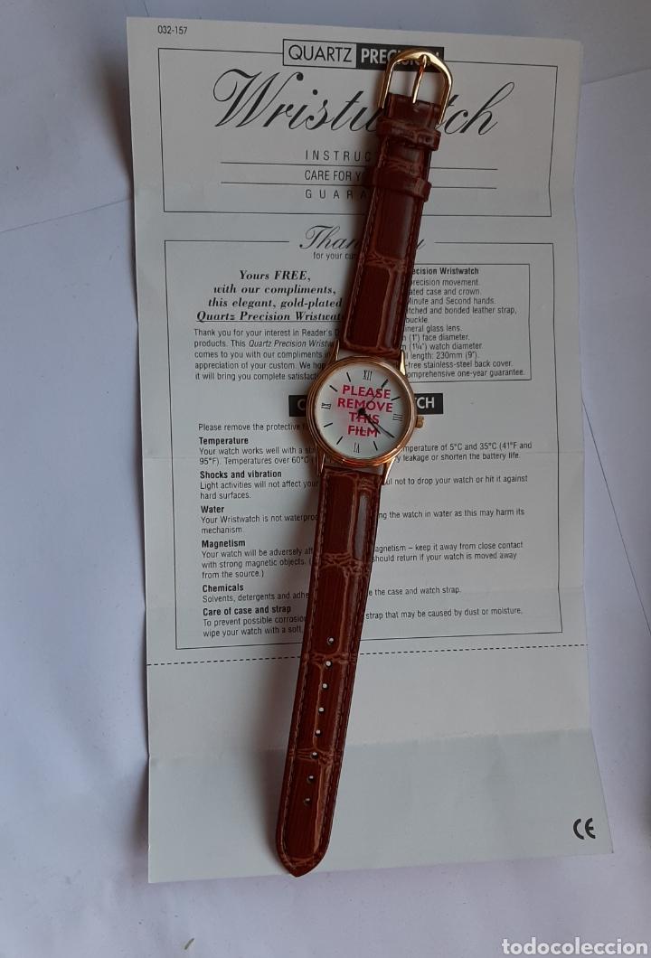 Relojes: CARE FOR YOUR WATCH. NUEVO EN CAJA ORIGINAL . 22 CENTÍMETROS DE LONGITUD. 21.46 GRAMOS - Foto 3 - 203091241