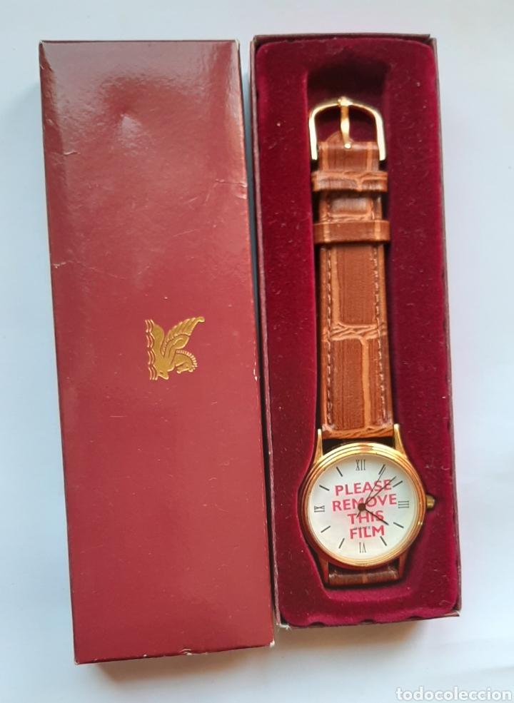 Relojes: CARE FOR YOUR WATCH. NUEVO EN CAJA ORIGINAL . 22 CENTÍMETROS DE LONGITUD. 21.46 GRAMOS - Foto 4 - 203091241