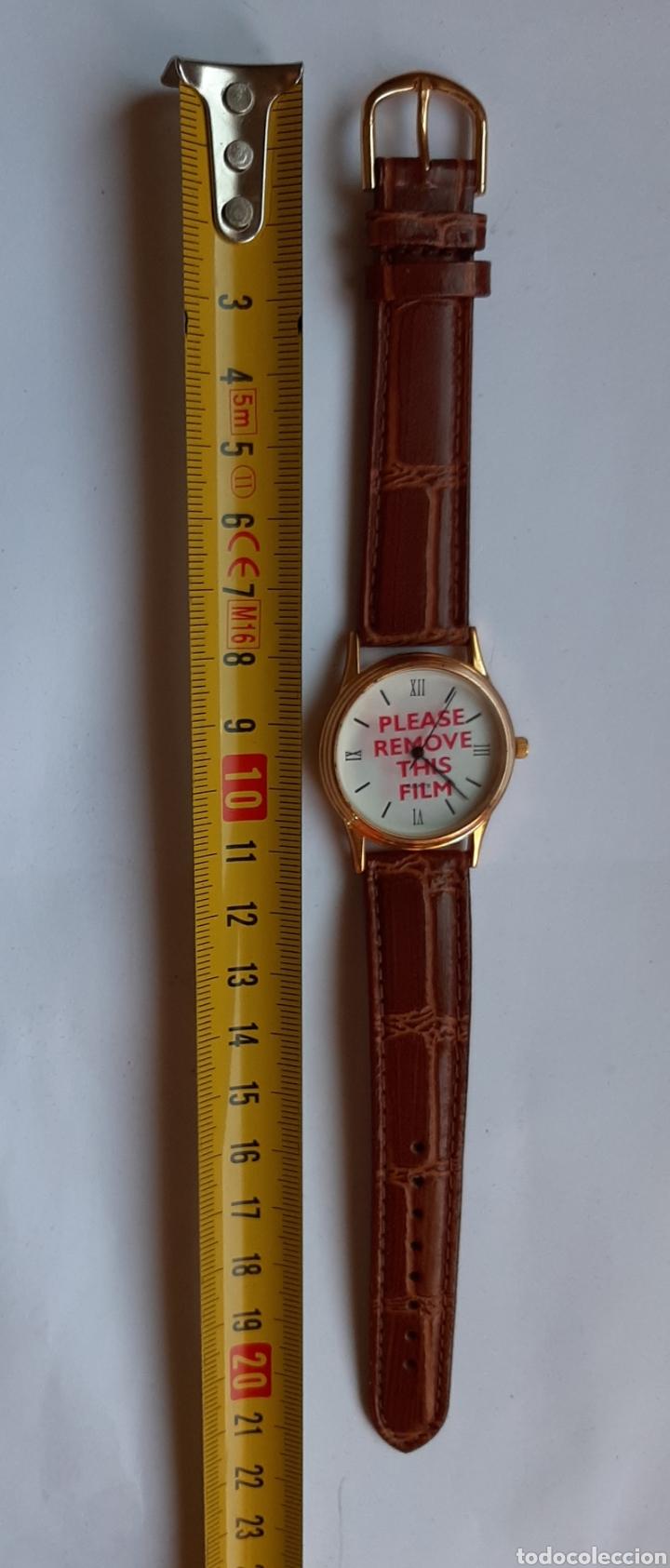 Relojes: CARE FOR YOUR WATCH. NUEVO EN CAJA ORIGINAL . 22 CENTÍMETROS DE LONGITUD. 21.46 GRAMOS - Foto 6 - 203091241