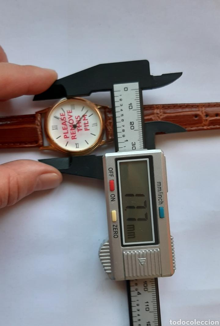 Relojes: CARE FOR YOUR WATCH. NUEVO EN CAJA ORIGINAL . 22 CENTÍMETROS DE LONGITUD. 21.46 GRAMOS - Foto 8 - 203091241