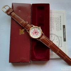 Relojes: CARE FOR YOUR WATCH. NUEVO EN CAJA ORIGINAL . 22 CENTÍMETROS DE LONGITUD. 21.46 GRAMOS. Lote 203091241