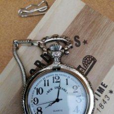 Relojes: RELOJ DE COLECCIÓN NEW ORLEANS. Lote 203091888