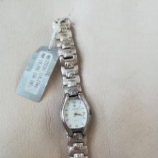 Relógios: RELOJ PLATA DE LEY 925 JUSTINA. Lote 203289121