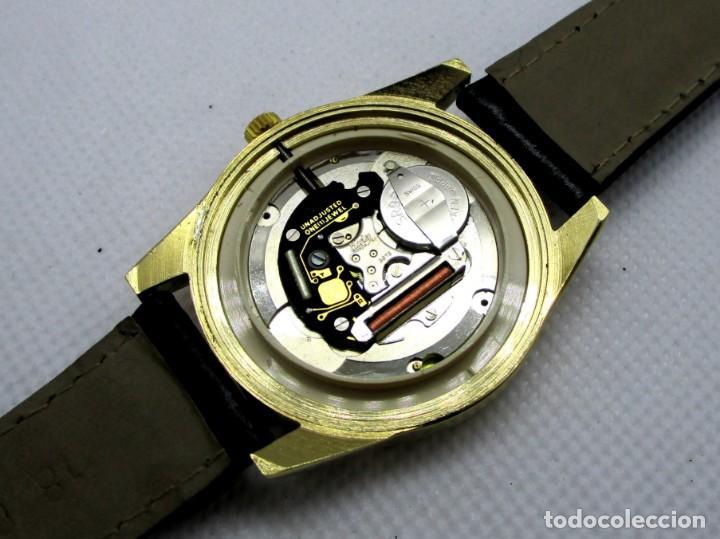 Relojes: ALFEX de CUARZO SUIZO AÑOS 90 - Foto 5 - 203894791