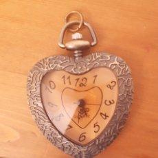 Relojes: RELOJ DE BOLSILLO O PARA COLGAR CON CADENA (NO INCLUÍDA). Lote 204236173