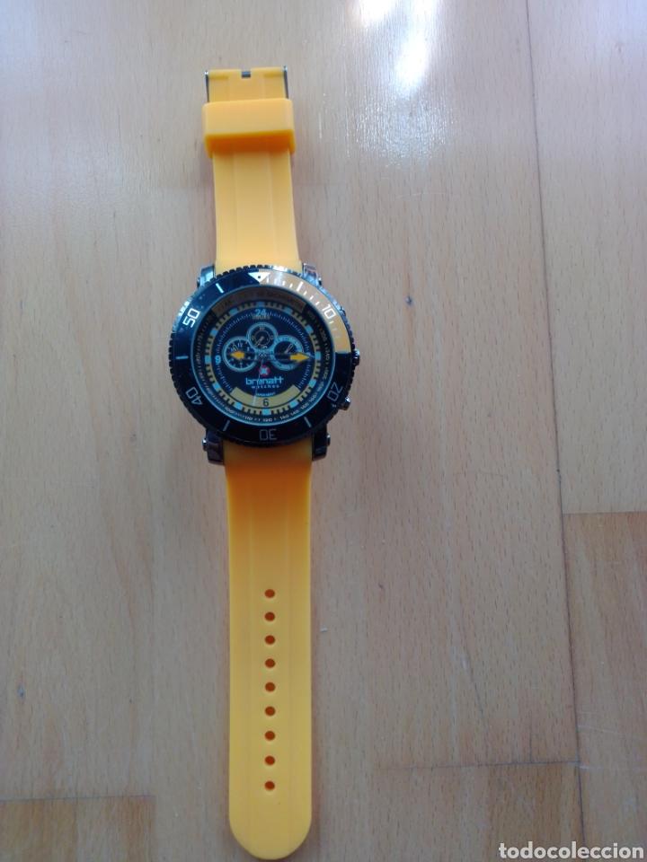 RELOJ CABALLERO BRENATT MOVIMIENTO JAPONÉS. VER DESCRIPCIÓN (Relojes - Relojes Actuales - Otros)