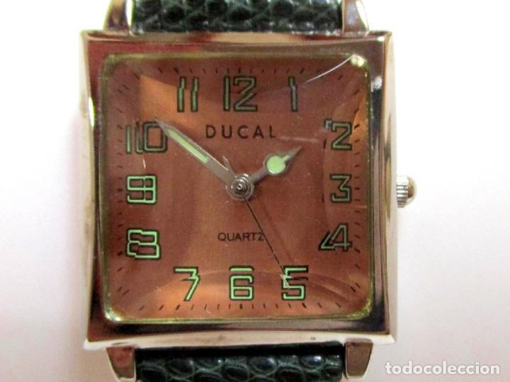 Relojes: DUCAL CUARZO DE DAMA - Foto 2 - 204552237