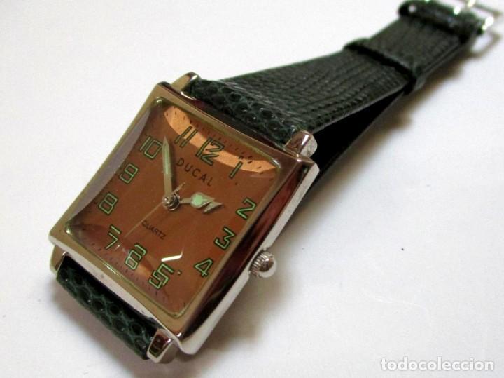 Relojes: DUCAL CUARZO DE DAMA - Foto 4 - 204552237