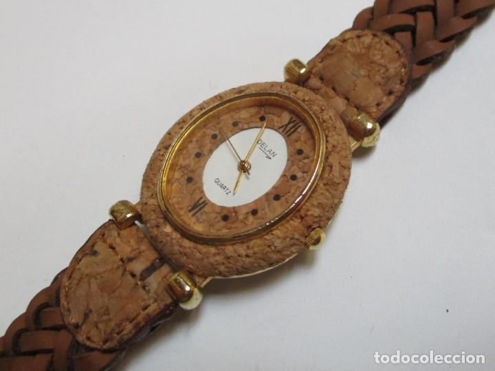 Relojes: DELAN DE CUARZO,Y DE CORCHO AÑO 1.992 - Foto 2 - 204596356