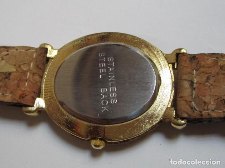 Relojes: DELAN DE CUARZO,Y DE CORCHO AÑO 1.992 - Foto 5 - 204596356