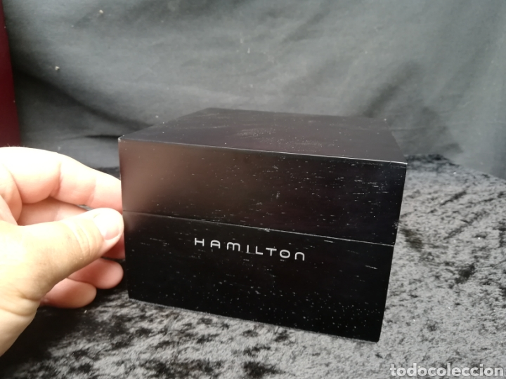 Relojes: Caja de reloj Hamilton - Foto 2 - 205340706