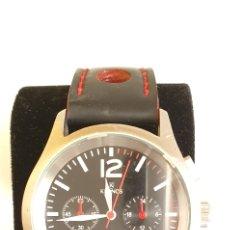 Relojes: RELOJ KRONOS CHRONOGRAFO DE CUARZO .MIDE 40 MM DIAMETRO SIN CONTAR LA CORONA. Lote 205676926