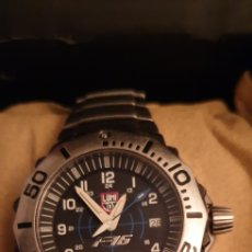 Relojes: RELOJ LUMINOX. FIGHTING FALCON F-16. Lote 205754318