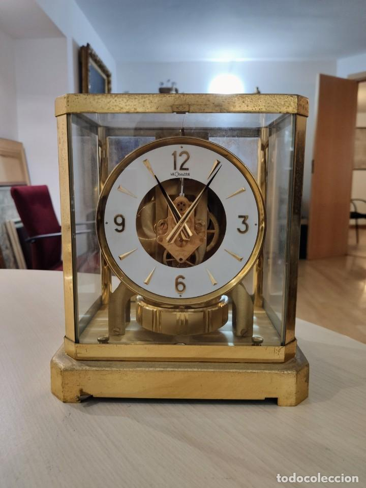 RELOJ JAEGER LE COULTRE ATMOS (1970) ATMOSFÉRICO (Relojes - Relojes Actuales - Otros)