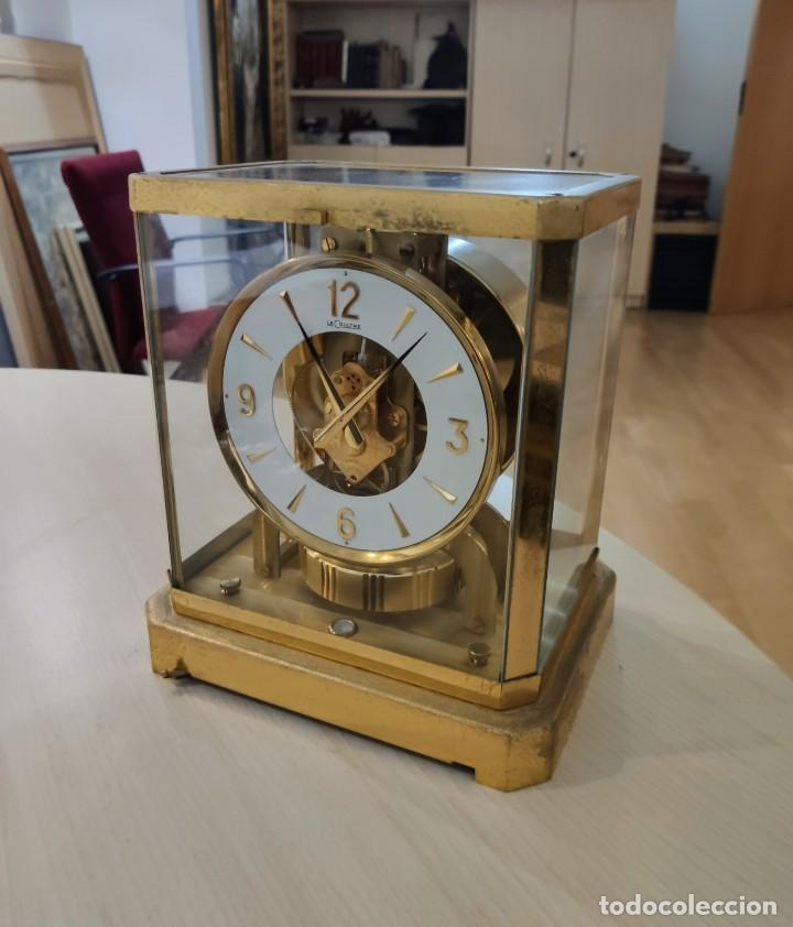 Relojes: Reloj JAEGER Le COULTRE ATMOS (1970) atmosférico - Foto 2 - 205905845