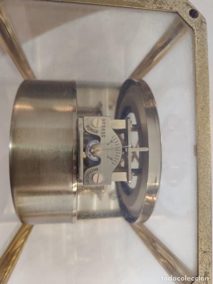Relojes: Reloj JAEGER Le COULTRE ATMOS (1970) atmosférico - Foto 6 - 205905845