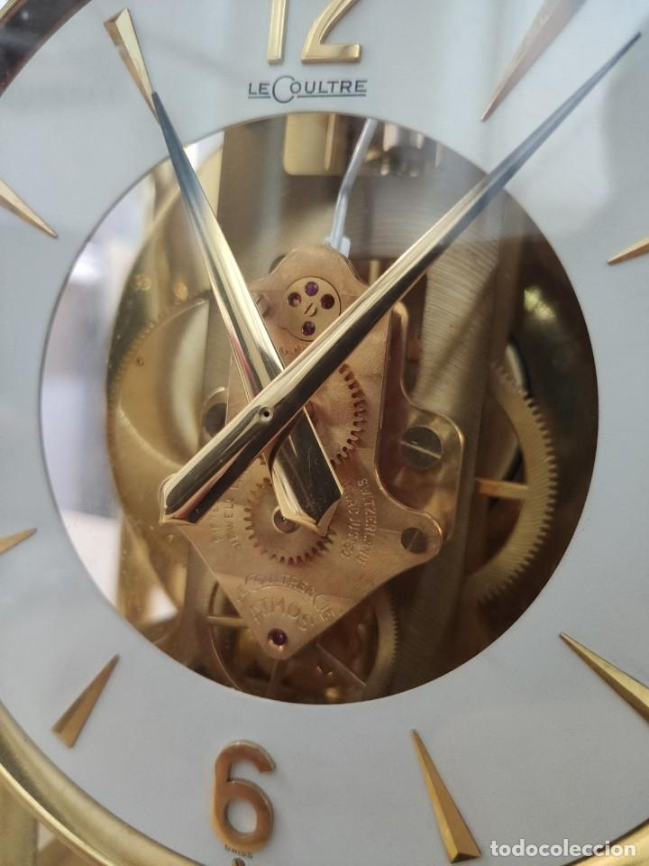 Relojes: Reloj JAEGER Le COULTRE ATMOS (1970) atmosférico - Foto 7 - 205905845
