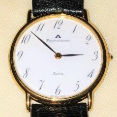 Relojes: RE093 RELOJ MAURICE LACROIX QUARTZ - CAJA DE ORO. NUMERO 56108. SUIZA. SIGLO XX. Lote 206295688