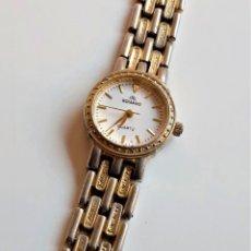Relojes: RELOJ ROMANO QUARTZ - CAJA 23.MM DIAMETRO. Lote 206338057